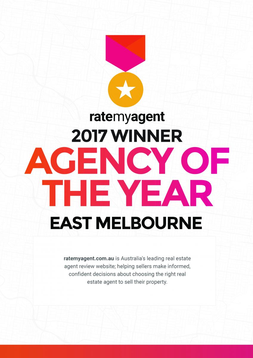 Awards & Achievements | Harcourts Melbourne City